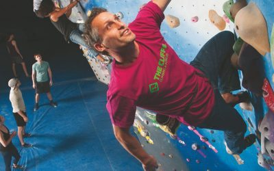 Are Climbing Gyms the New Crossfit?