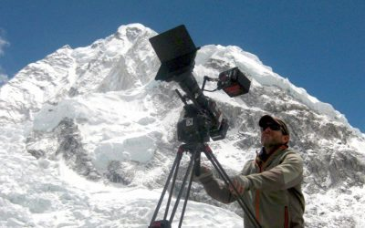 How Hollywood Filmed a Movie on Everest
