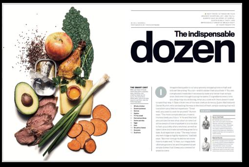 The Indispensable Dozen