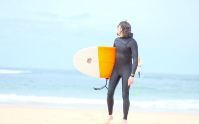 Surfing goes neoprene free